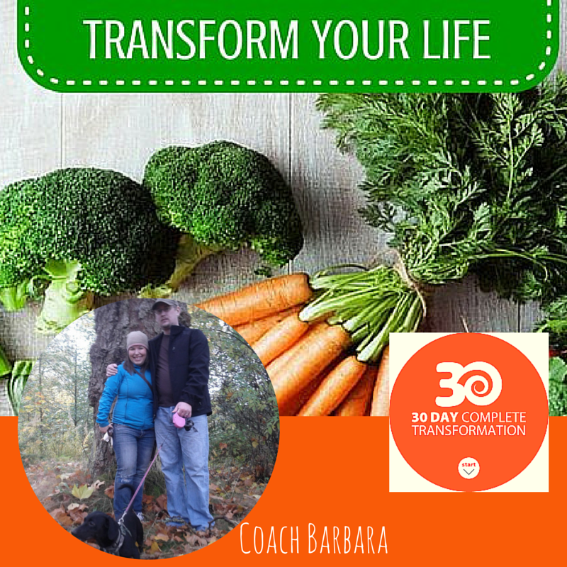 Tranform30 with Coach Barbara