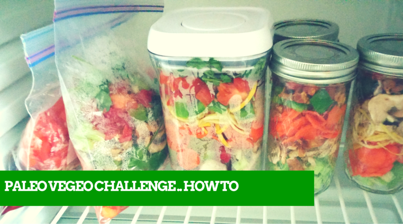 Paleo Vegan Challenge 10 Day Shred