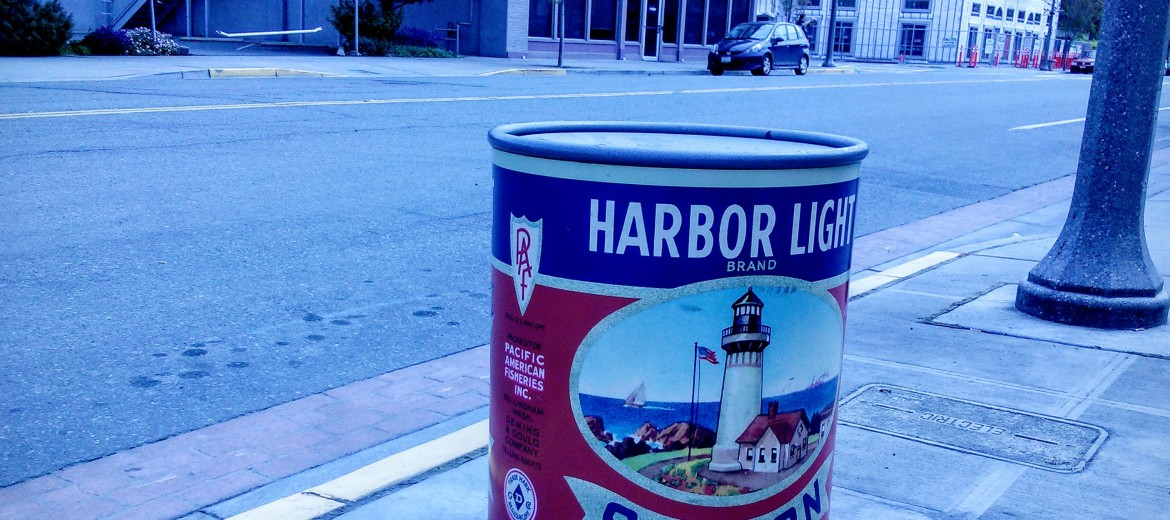 Harbor Light Brand Salmon