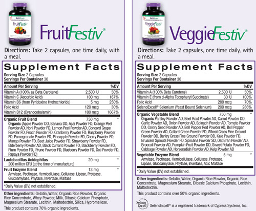 JuiceFestiv vs Whole Foods Capsules
