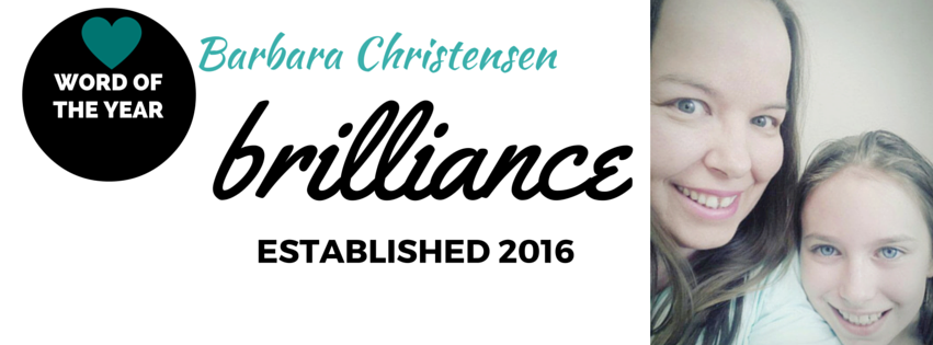 brilliance word of the year 2016