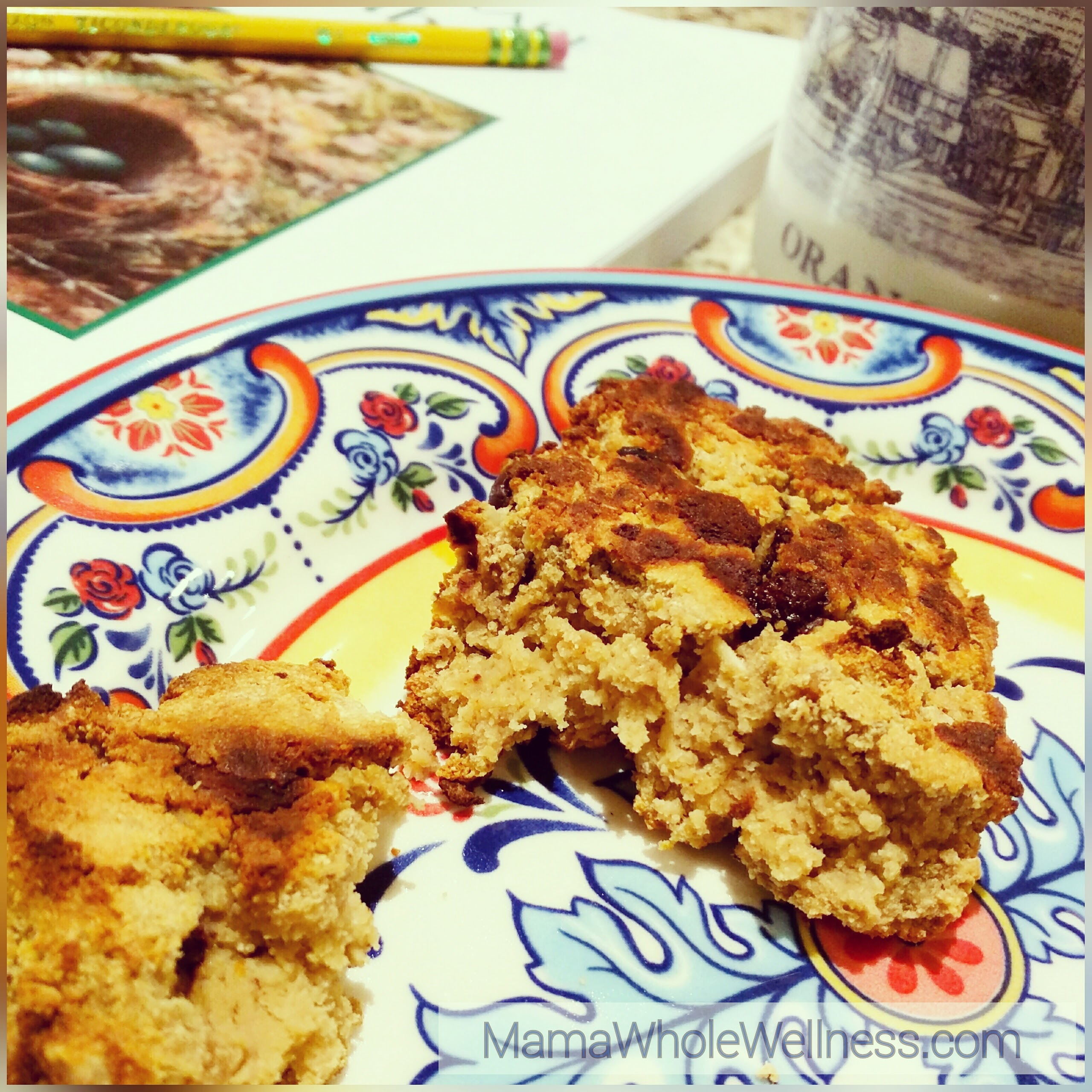 Protein Fat Bars There Ways : Baked Cookie Bar