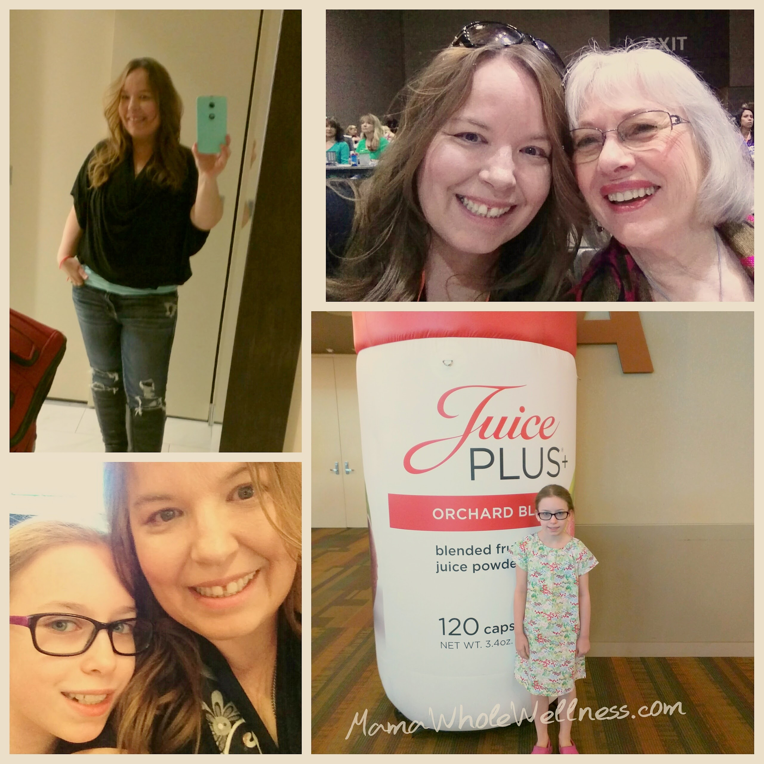 Juice Plus Conference Phoenix Nourished Warriors